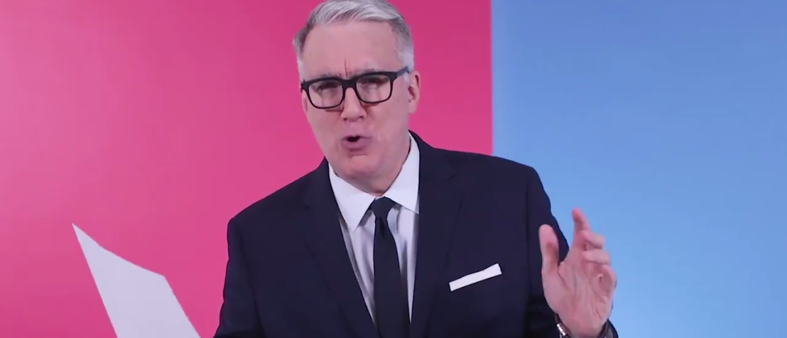Keith Olbermann Screenshot/YouTube
