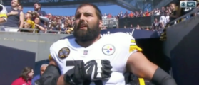 Army Ranger NFL Player Says He's 'Embarrassed' Over National Anthem Incident