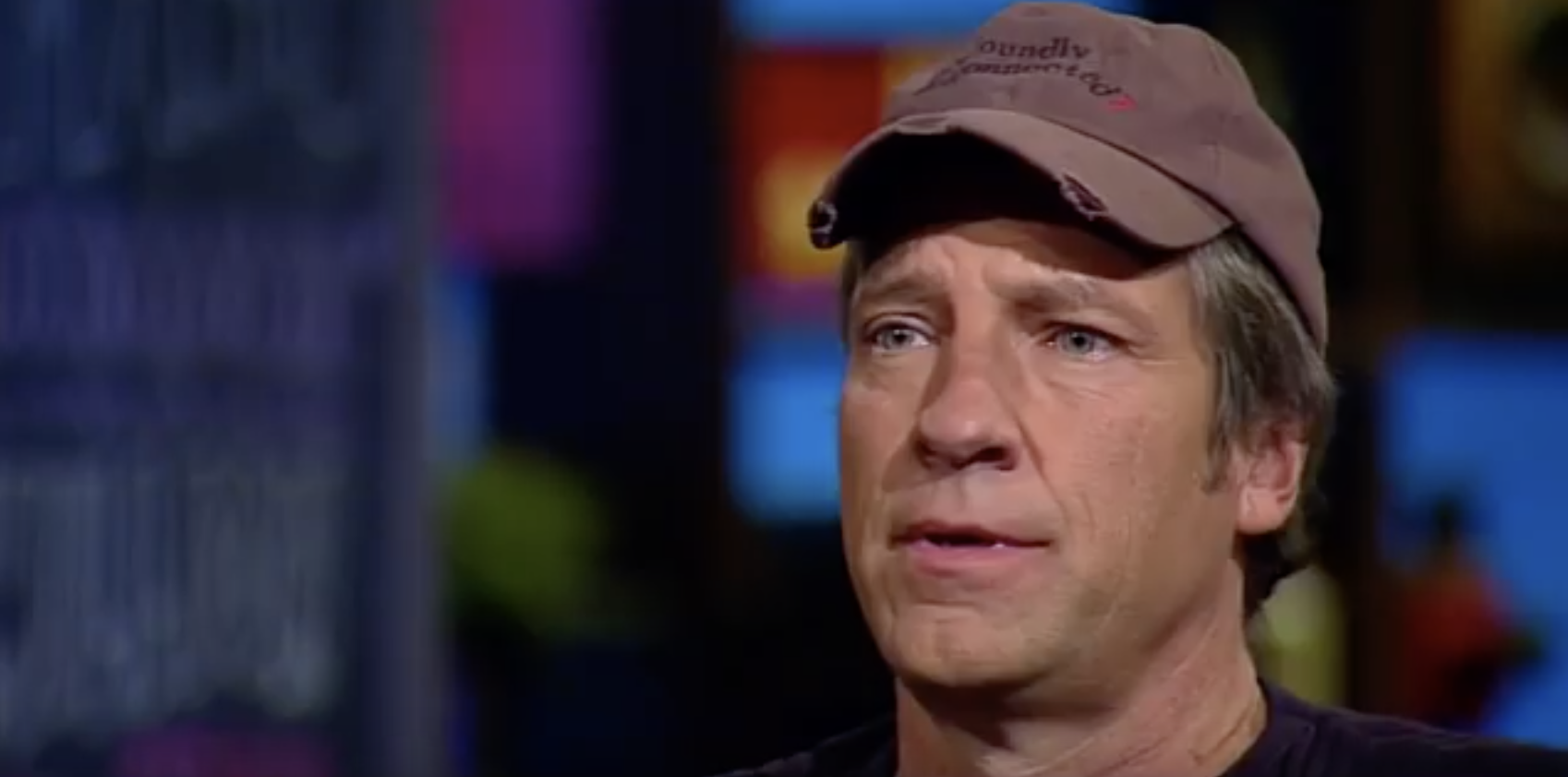 Mike Rowe (Photo: Screenshot/YouTube/TheBlaze TV)