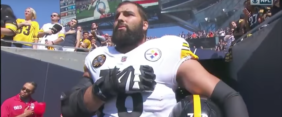 Here's How Alejandro Villanueva Earned The Bronze Star
