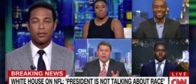 Conservative Commentator On Don Lemon CNN Panel: 'It's 4 Against 1!'