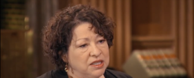 Paramedics Rush To Treat Justice Sotomayor