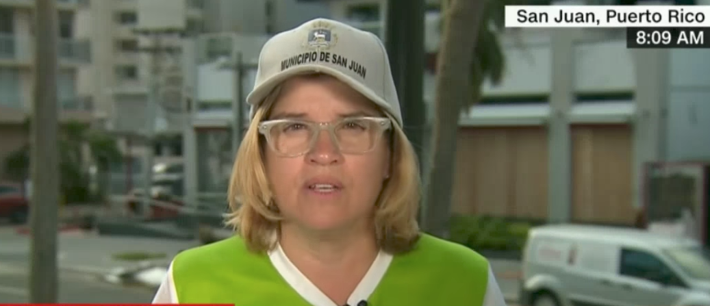 San Juan Mayor Carmen Yulin Cruz. (Youtube screen grab)