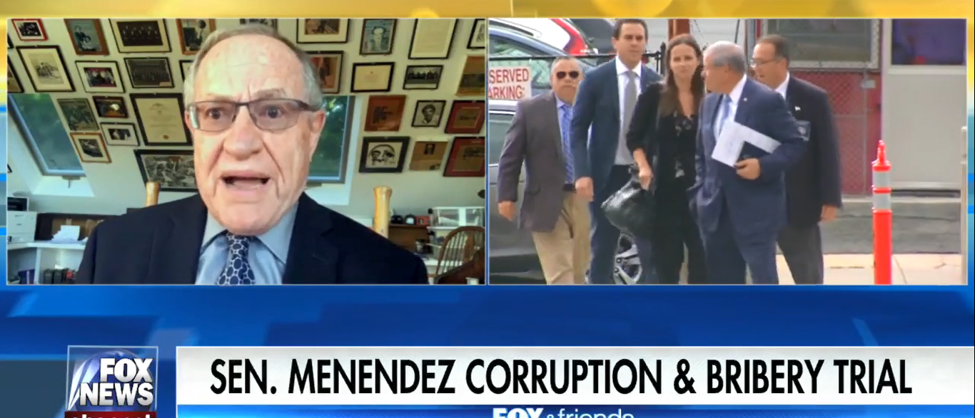 Alan Dershowitz (Screenshot/FoxNews)