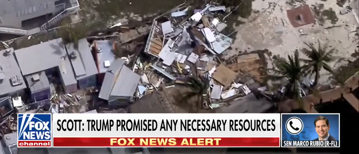 Florida Is Already Starting To Rebuild After Irma Left Destruction In Her Wake [VIDEO]