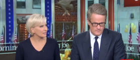 Morning Joe's Mika Greeted With Awkward Silence After Bashing Trump