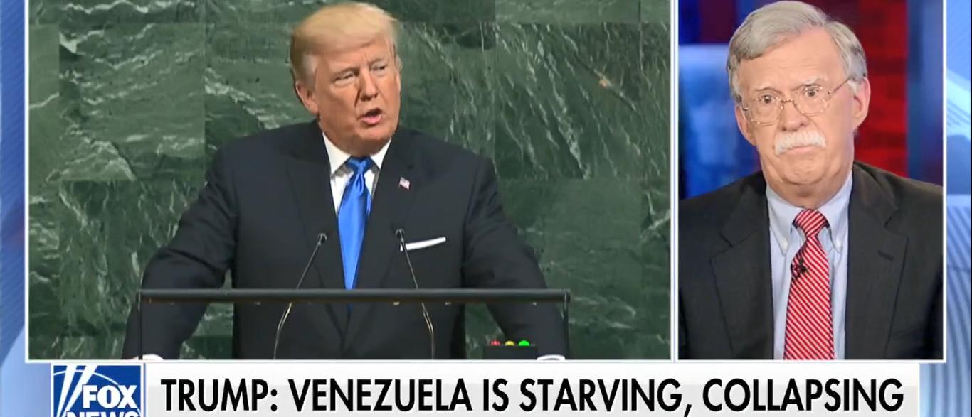 John Bolton (Screenshot/Fox News)