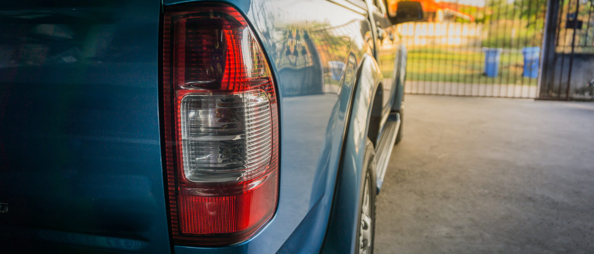 Shutterstock/ car in house ,in the morning ,selective focus Shutterstock/ Manot