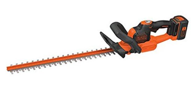 Normally $150, this hedge trimmer is 30 percent off today (Photo via Amazon)