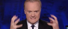 WATCH: Lawrence O'Donnell Loses His Damn Mind On Camera [VIDEO]