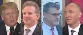 Report: DOJ And FBI Haven't Verified Salacious Parts Of The Trump Dossier