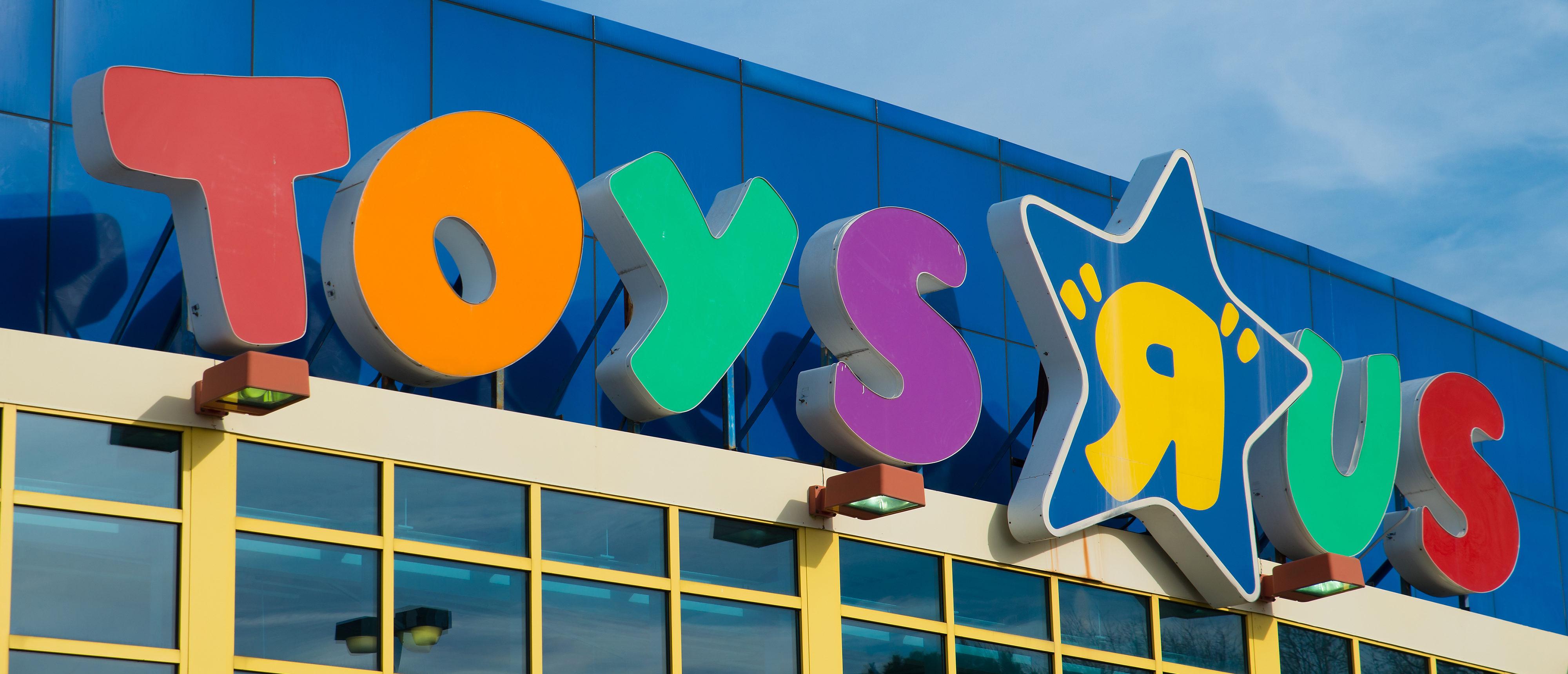 Toys 'R' Us (Shutterstock)