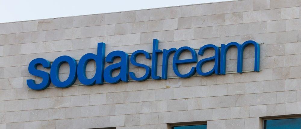 April 7, 2017 Sodastream Corporate Offices (Photo via Shutterstock)