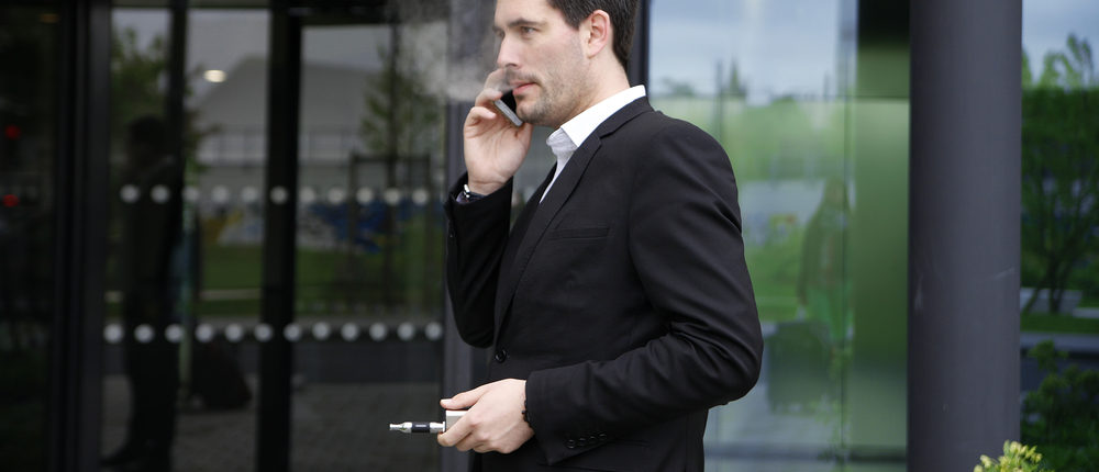 The Business of Vaping (Photo via Shutterstock)