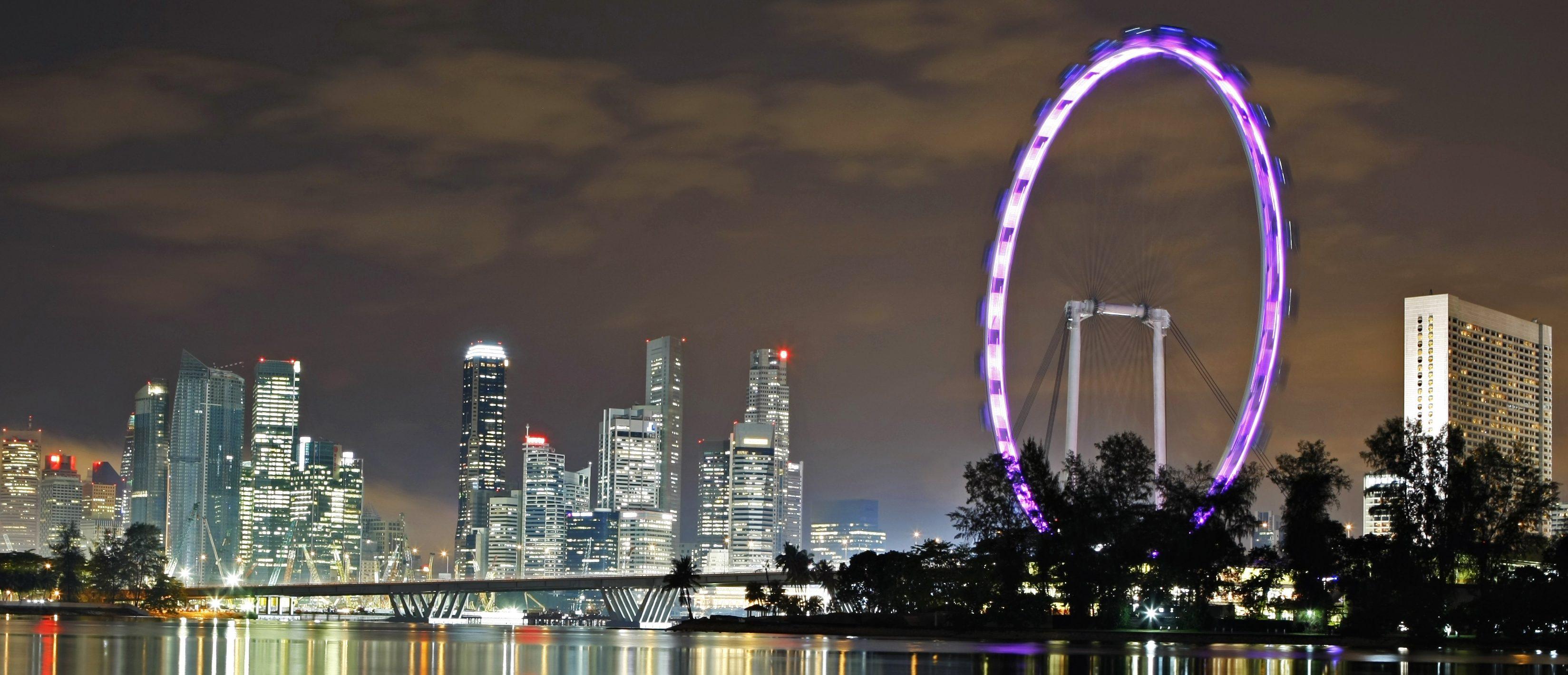 Singapore skyline (Reuters)