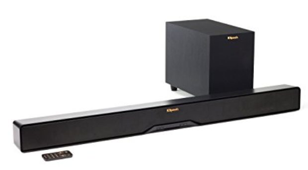 Normally $200, this soundbar is 35 percent off today (Photo via Amazon)