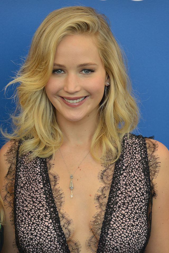 Celebrities attend the 'Mother!' photocall held during the 74th Venice Film Festival in Venice, Italy. <P> Pictured: Jennifer Lawrence <B>Ref: SPL1568826 050917 </B><BR /> Picture by: Starface / Splash News