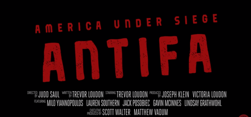 America Under Siege: Antifa (Screenshot).