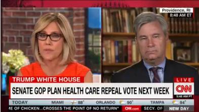 Sen. Whitehouse on CNN (CNN).