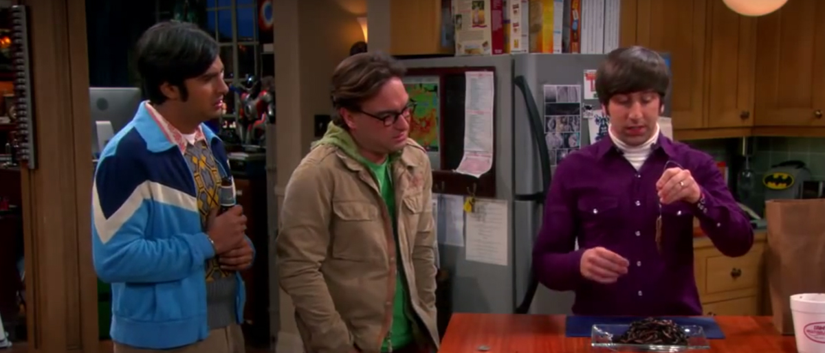 The Big Bang Theory (Screenshot: YouTube)
