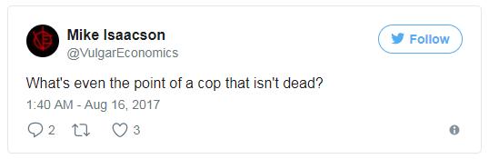 Mike Isaacson on Twitter (Screenshot: Twitter)