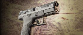 Gun Test: CZ P-10 C Pistol