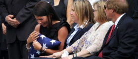 Gold Star Widow Releases Trump's Call After Husband Was Killed In Afghanistan
