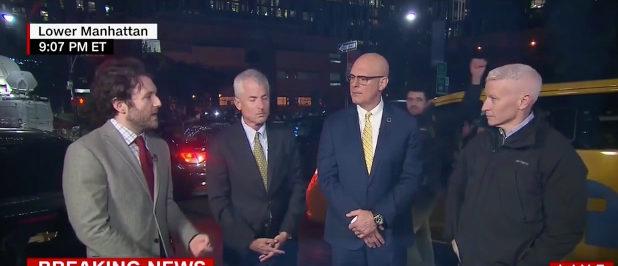 Anderson Cooper Fake News CNN