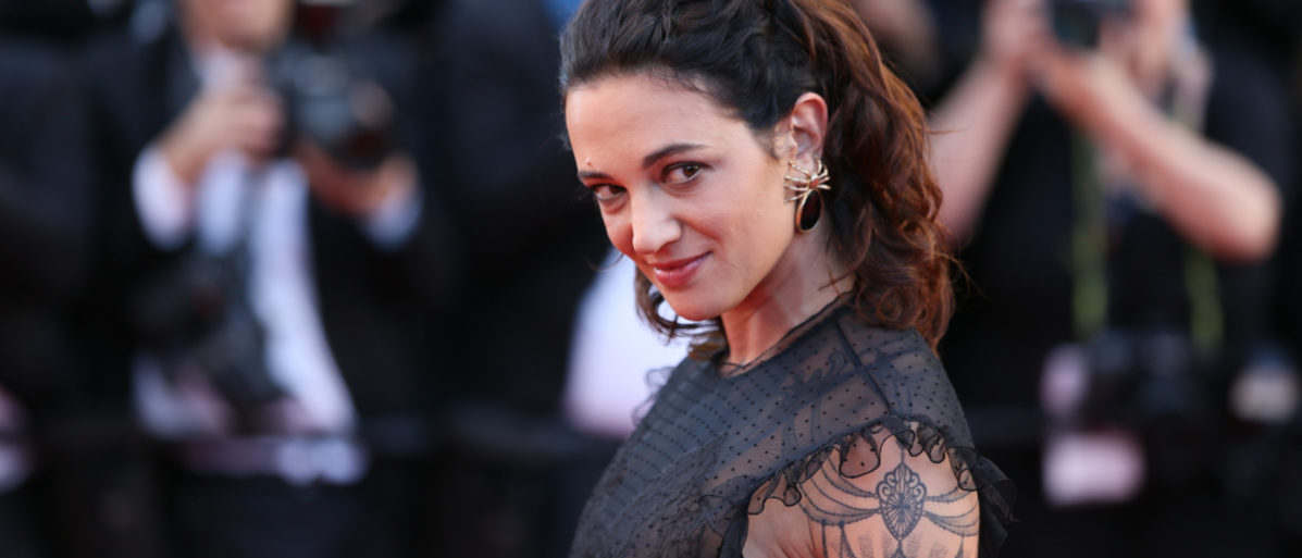 Italian Actress Says She Is Being Attacked By The Italian Media Over Weinstein Scandal -5482