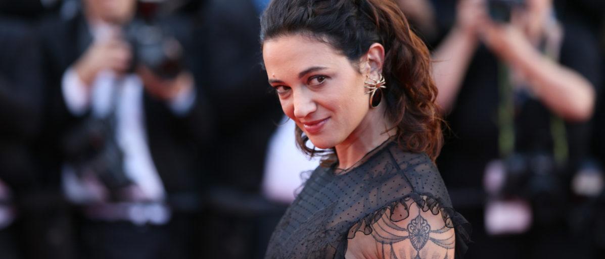 Italian media criticizes Asia Argento. (Shutterstock)