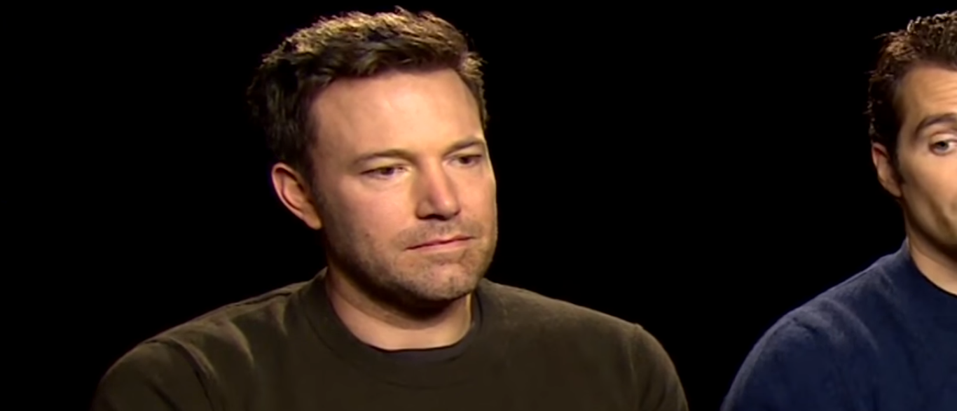Ben Affleck Looking Sad 03-25-16 (YouTube Screenshot-TheBritishGuyFromTheSouth)