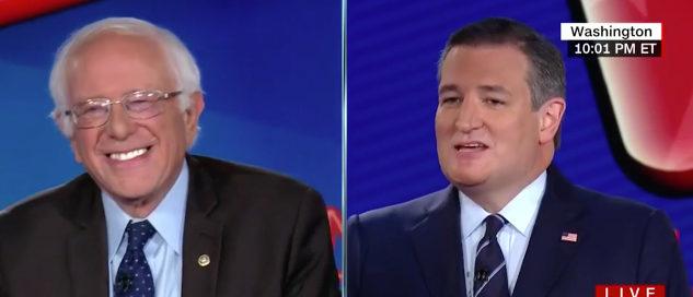 Bernie Cruz CNN 2