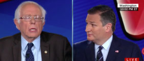 'I Don't Know': Cruz Asks Bernie What The Difference Is Between Democrat And Socialists On Taxes [VIDEO]