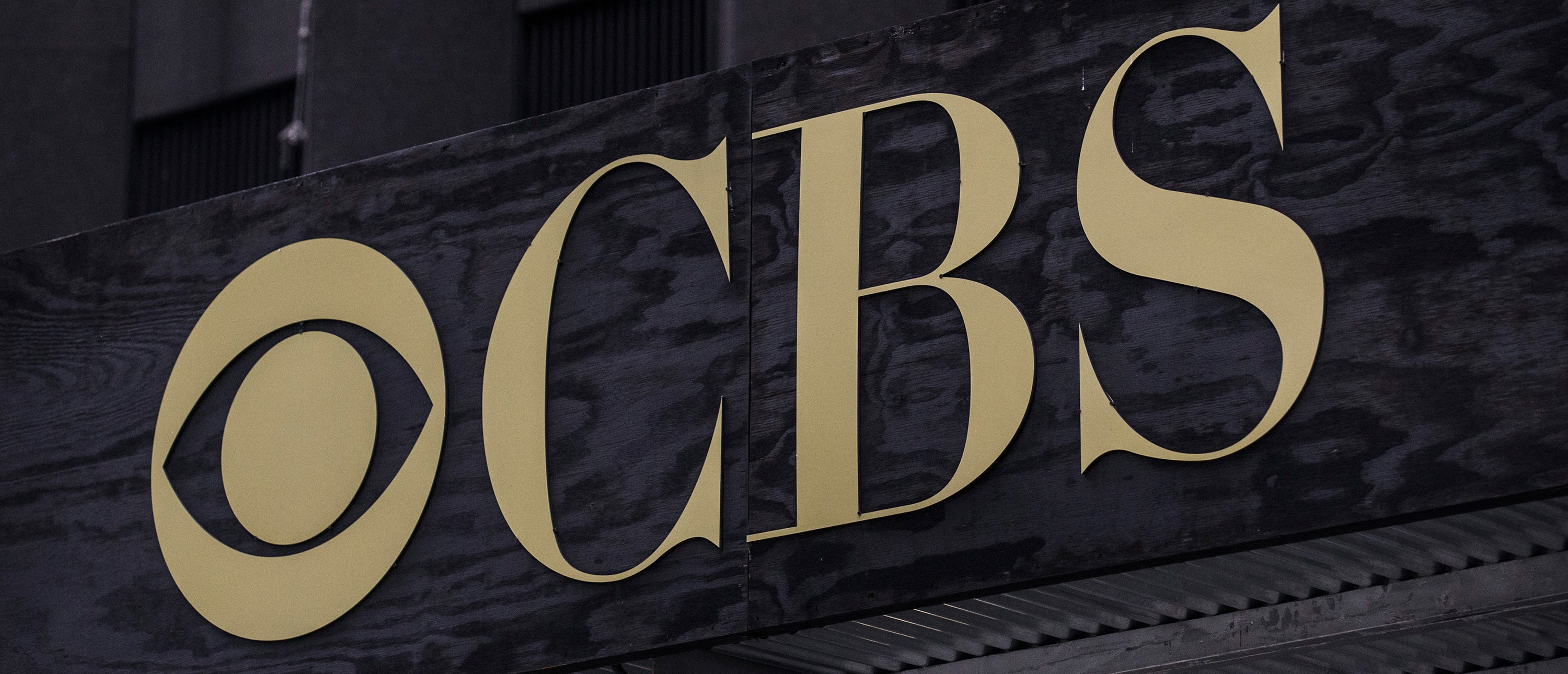NEW YORK, NY - AUGUST 02:  The CBS headquarters seen on August 2, 2013 in New York City. Time Warner Cable dropped CBS in three major markets- New York, Los Angeles and Dallas - today, after negotiations fell through.  (Photo by Andrew Burton/Getty Images)