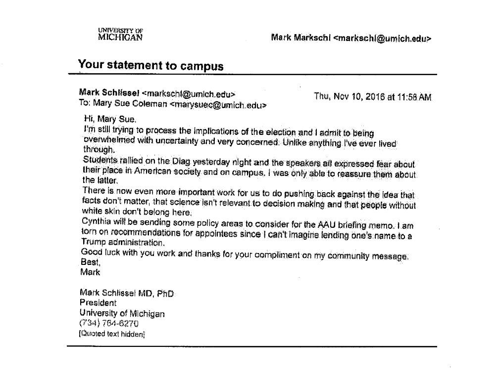 Mackinac FOIA email 2