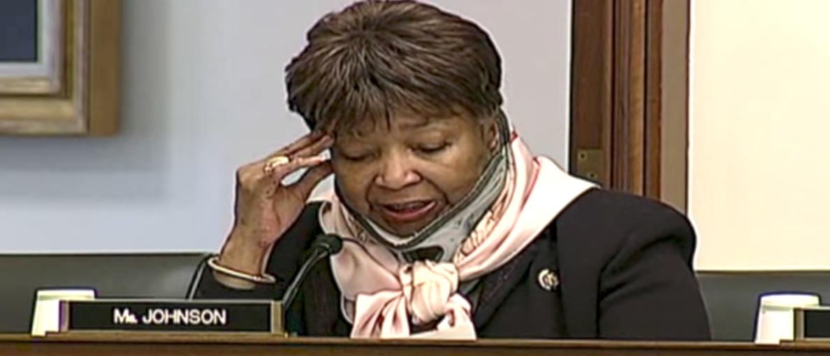 Eddie Bernice Johnson:Screen Shot:Youtube