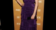 Emily Deschanel arrives at the Fox Broadcasting Company, Twentieth Century Fox Television and FX 2010 Emmy Nominee Party in August 2010 in Los Angeles. (Photo by Frazer Harrison/Getty Images)