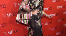 Lively attending the 2017 Time 100 Gala at Jazz at Lincoln Center in April  2017 in New York City.  (Photo by Dimitrios Kambouris/Getty Images for TIME)
