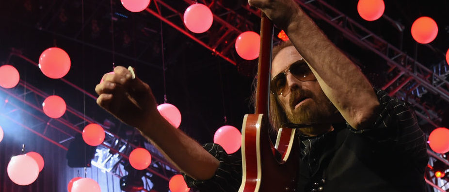 Tom Petty performs during their 40th Anniversary Tour at Bridgestone Arena in April 2017 in Nashville. (Photo by Rick Diamond/Getty Images for Sacks & Co)
