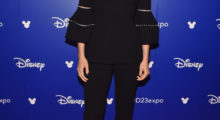 Daisy Ridley took part in the Walt Disney Studios live action presentation at Disney's D23 EXPO 2017 in Anaheim, Calif. (Photo by Alberto E. Rodriguez/Getty Images for Disney)