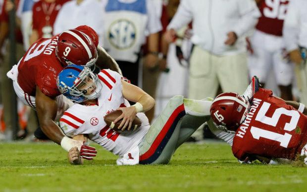 Auburn vs. Ole Miss