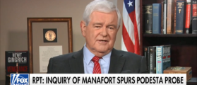 Newt Gingrich: Hillary's Russia Connection Is 'Stunning' [VIDEO]
