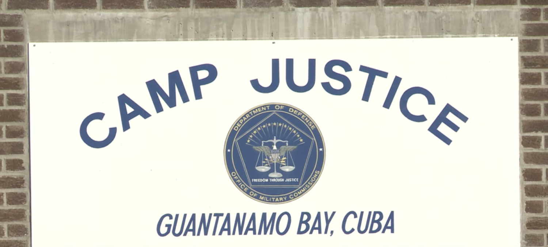 Guantanamo Bay's Camp Justice. (YouTube screenshot/AFP News Agency)