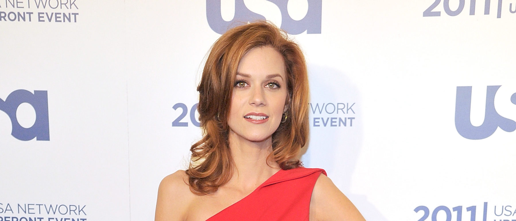NEW YORK, NY - MAY 02: Actress Hilarie Burton attends the 2011 USA Upfront at The Tent at Lincoln Center on May 2, 2011 in New York City. (Photo by Joe Corrigan/Getty Images)