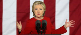 Clinton Questions Legitimacy Of 2016 Election