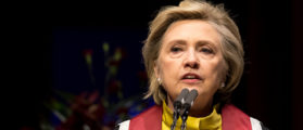 Hillary Clinton's Russian Ghost Stories