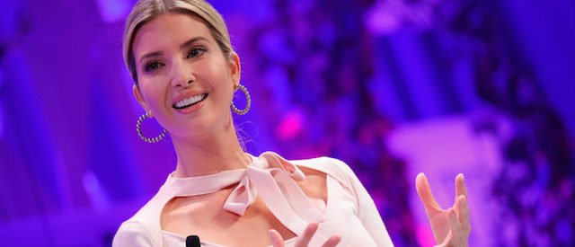 Image result for ivanka trump fortune women 2017