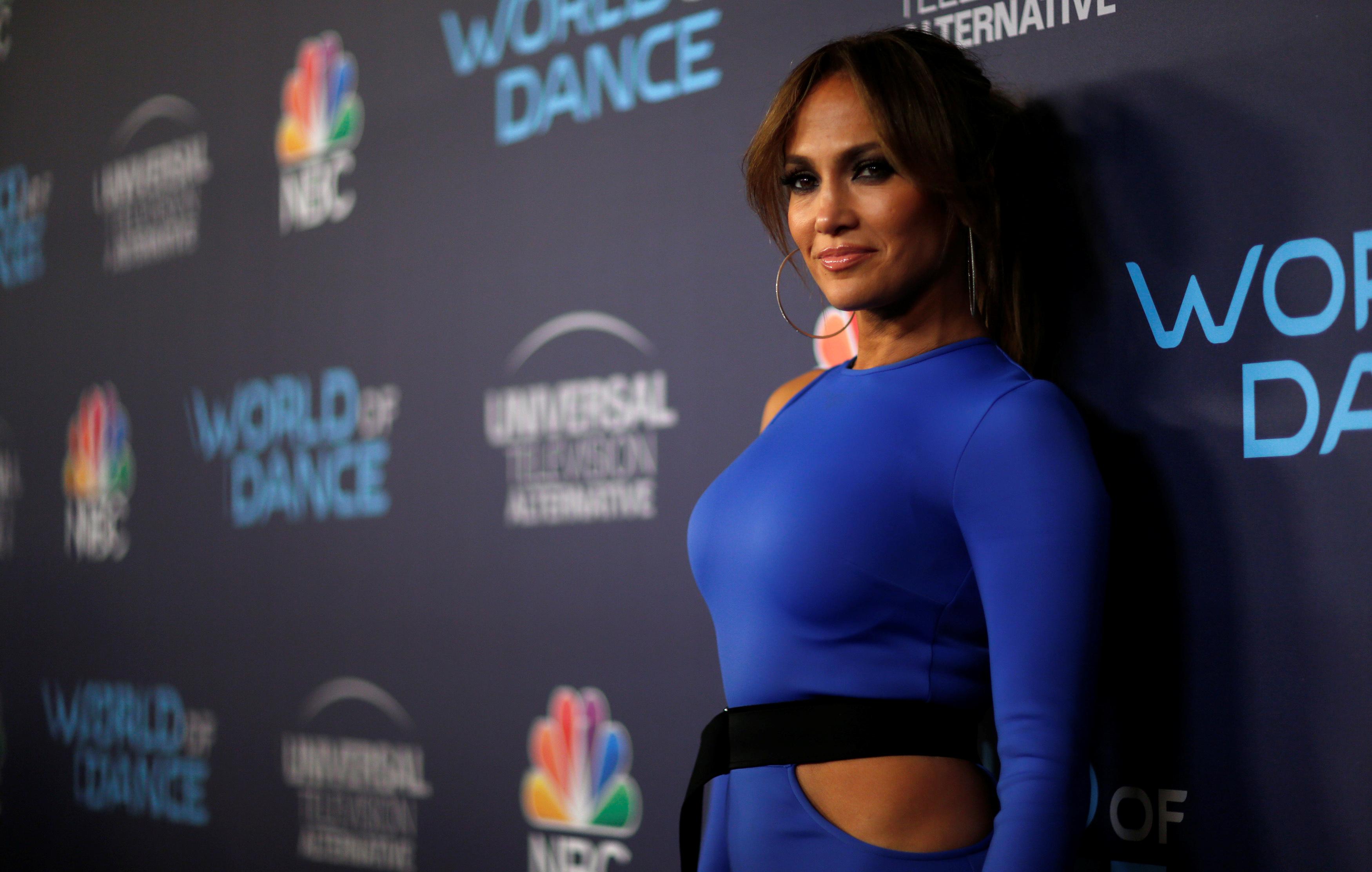 Jennifer Lopez Postpones Las Vegas Shows Due To Sunday's Shooting
