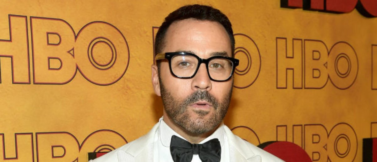 LOS ANGELES, CA - SEPTEMBER 17: Jeremy Piven attends HBO's Post Emmy Awards Reception at The Plaza at the Pacific Design Center on September 17, 2017 in Los Angeles, California. (Photo by Matt Winkelmeyer/Getty Images)