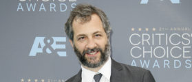 Producer Judd Apatow arrives at the 21st Annual Critics' Choice Awards in Santa Monica, California January 17, 2016. REUTERS/Danny Moloshok